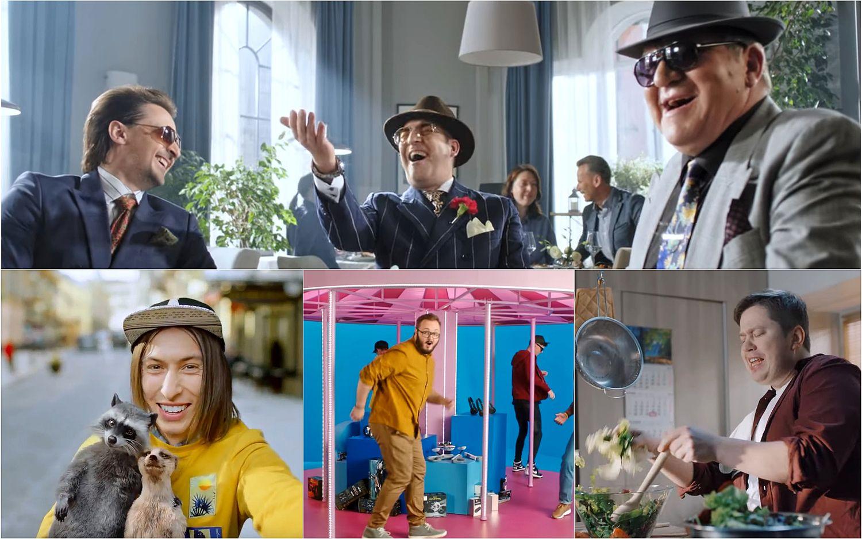 """Įsimintiniausios metų reklamos: tarp """"Tele2""""ir""""Lidl"""""""