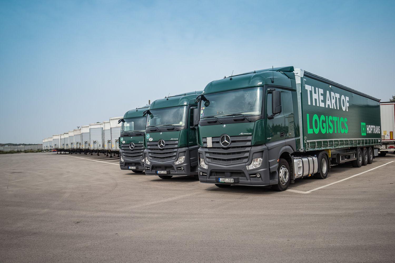 Logistika 2019 m.: transportininkai neskuba nerimauti