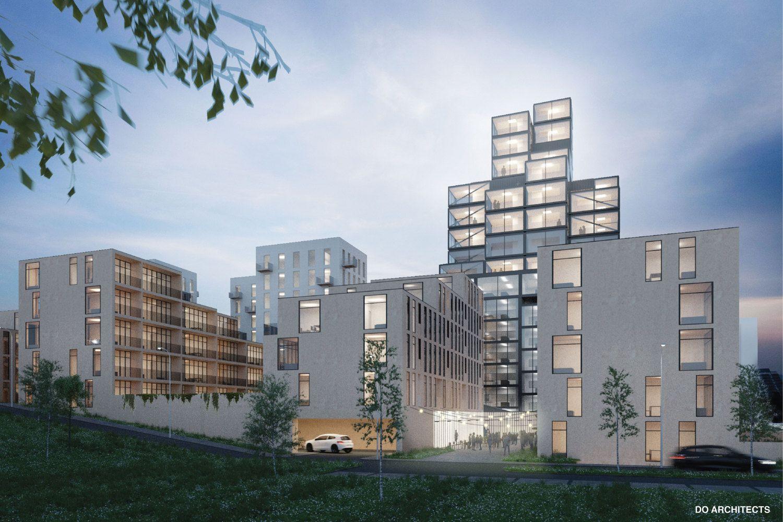 Vilniaus daugiabučių architektūrą keičia karta, išmokusi pasisveikinti