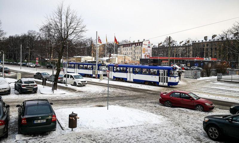 Latvijos sostinė Ryga. Gintauto Degučio (VŽ) nuotr.