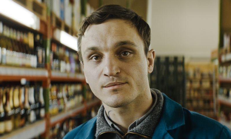 """Vienu geriausių šiandienos Europos aktorių vadinamas Franzas Rogowskis filme """"Krautuvų valsas""""."""