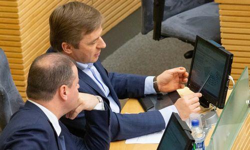 """R. Karbauskis po rinkimų Kaune mato """"valstiečių"""" koaliciją su """"Vieningu Kaunu"""""""