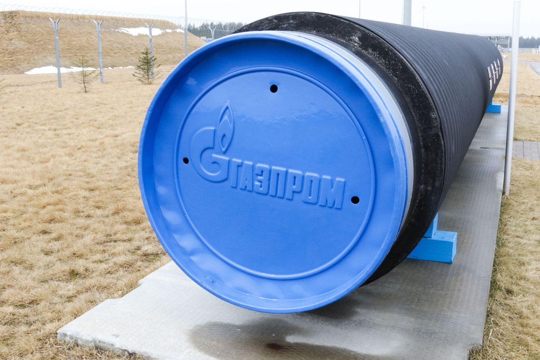 """""""Lietuvos energijos tiekimas"""" pasirašys sutartį su """"Gazprom"""""""