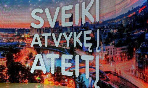 5G ryšys – jau Vilniuje