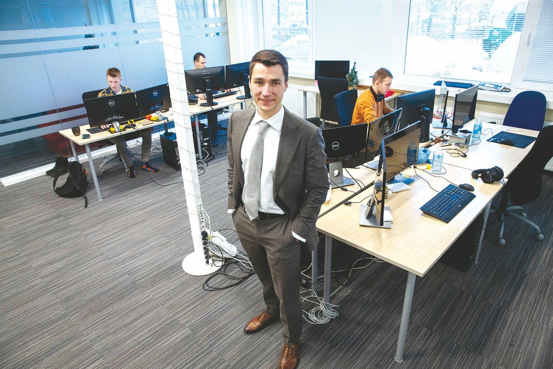 550.000 Eur investiciją pritraukęs lietuvių startuolis ištiesino kelią iki paslaugos teikėjo