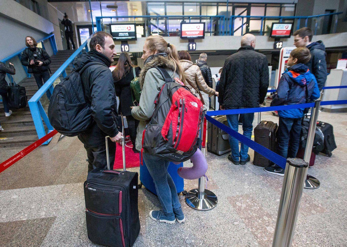 Lietuvos gyventojų išlaidos užsienio kelionėms šiemet didėjo 11%