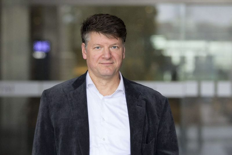 "William Cardwell, rizikos kapitalo fondo ""Open Circle Capital"" partneris. Asmeninio archyvo nuotr."
