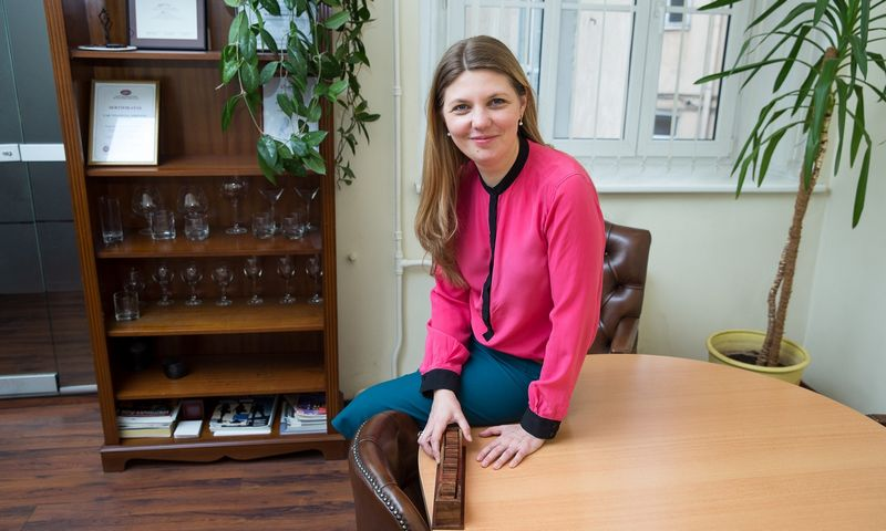 """Vadovų atrankos UAB """"Master Class Lietuva"""" direktorė Laura Duksaitė-Iškauskienė: """"Valstybė 2018 m. buvo didelė vadovų samdytoja."""""""