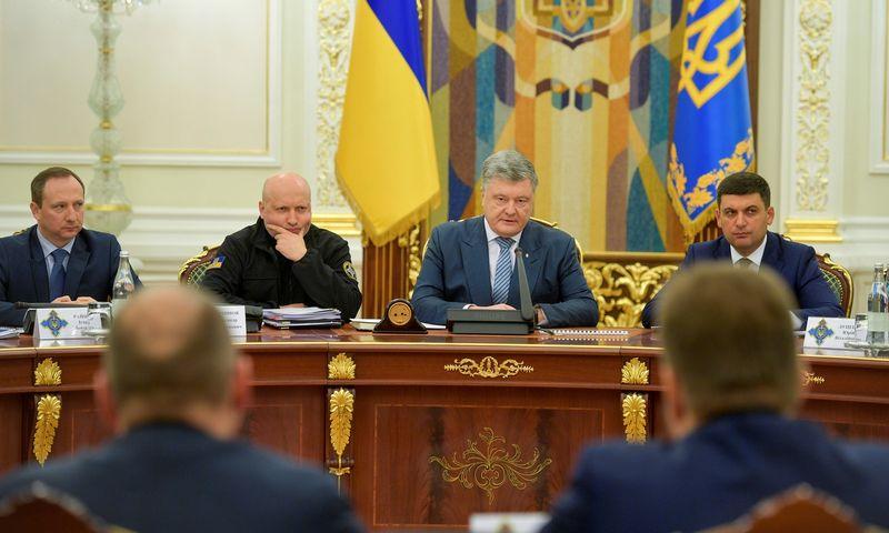 "Mykola Lazarenko (""Reuters"" / ""Scanpix"") nuotr."