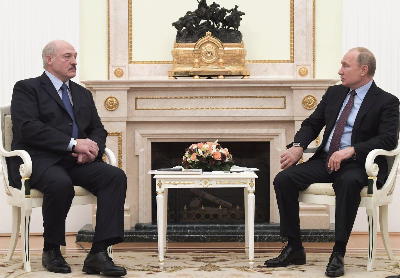 Rusija ir Baltarusija nesutaria dėl kompensacijų už naftą