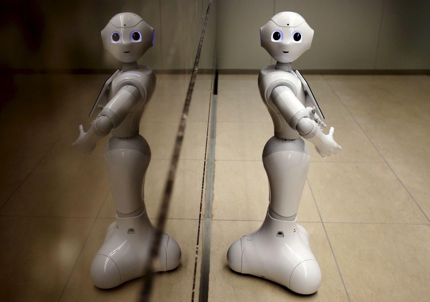 Mano bankininkas – robotas