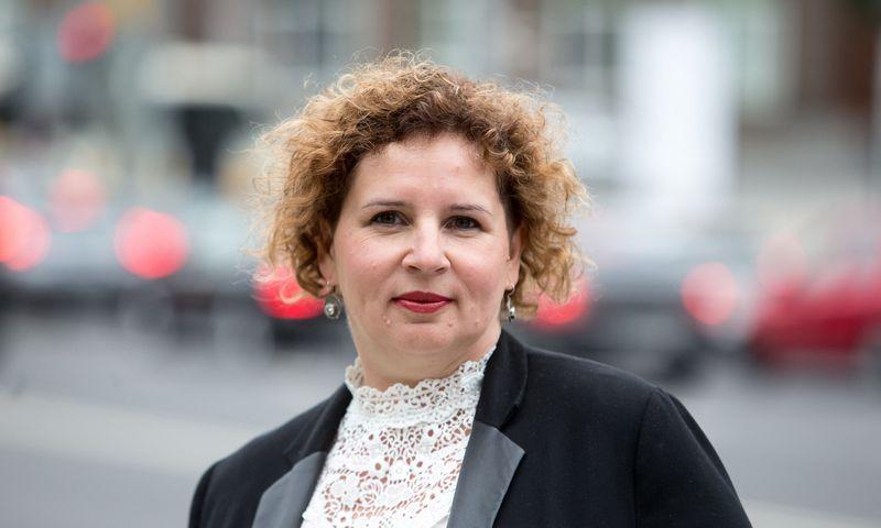 """Jurgita Čepulienė, """"BDO auditas ir apskaita"""" partnerė. Vladimiro Ivanovo (VŽ) nuotr."""