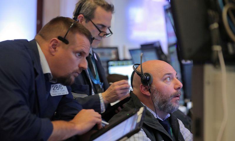 """2018-aisiais kapitalas traukėsi iš besivystančių rinkų. Brendano McDermido (""""Reuters"""" / """"Scanpix"""") nuotr."""