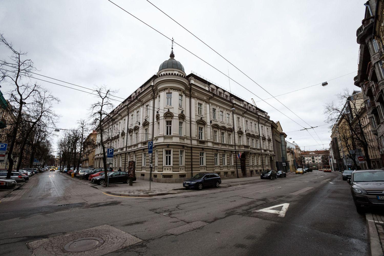 """G. Marcinkevičiaus """"Inlieta"""" įsigijo pastatą Vilniaus centre"""