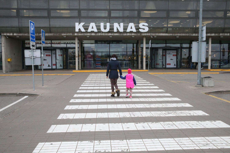 Milijoną keleivių aptarnavęs Kauno oro uostas ketina išlaikyti tempą