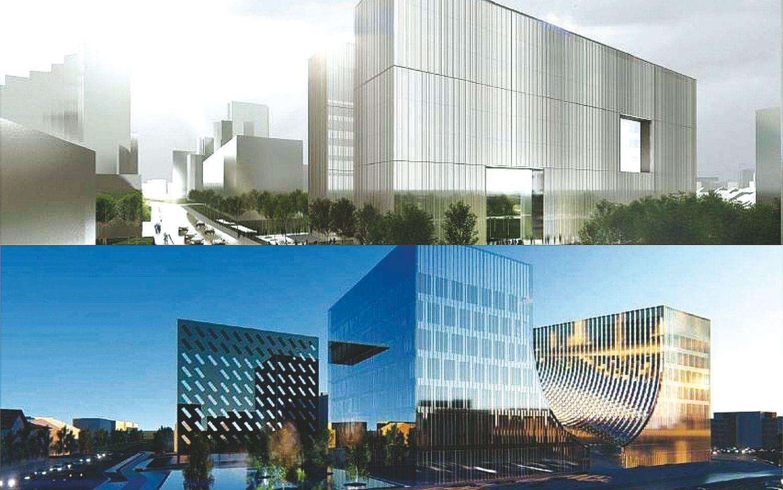 """Architektai išteisino """"Lords LB"""" verslo centrą, bet supeikė teismų būstinę"""