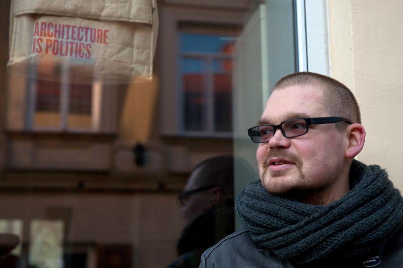 Architektas dr. Tomas Grunskis. Vladimiro Ivanovo (VŽ) nuotr.