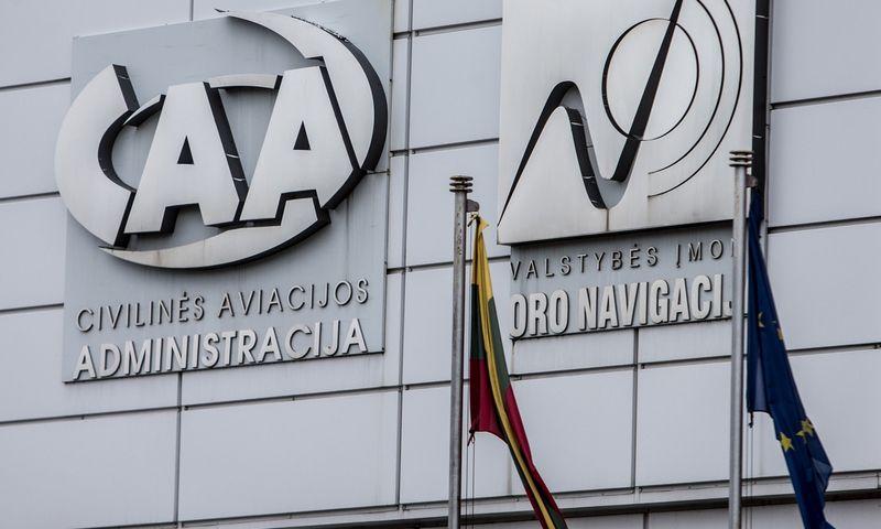 """CAA ir VĮ """"Oro navigacija"""" biurai. Juditos Grigelytės (VŽ) nuotr."""