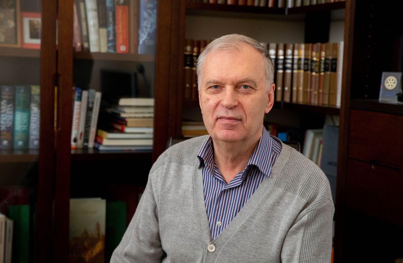 Profesorius R. Rudzkis: krizė – už durų, Lietuva – ir vėl nepasiruošusi