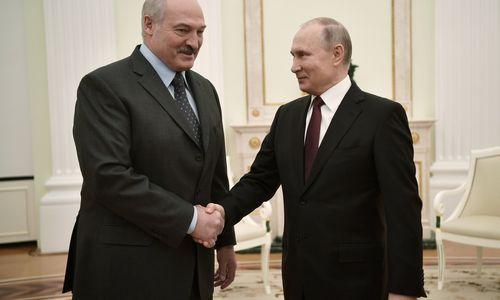 V. Putino ir A. Lukašenkos susitikimas baigėsi be rezultatų