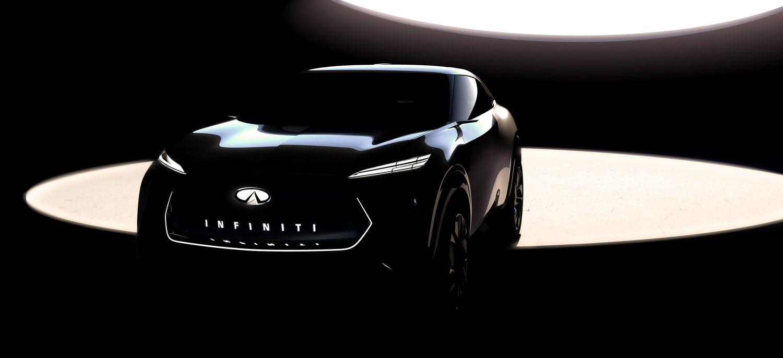 """""""Infiniti"""" ruošia atsaką vokiškam """"Audi e-tron"""""""