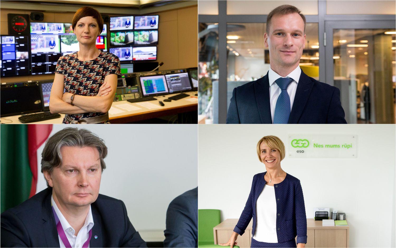 10 svarbiausių vadovų pasikeitimų šalies įmonėse