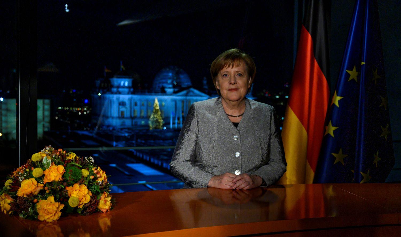 A. Merkel: Vokietija didins savo tarptautinį vaidmenį