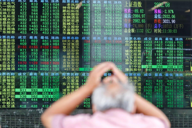 Blogiausios šiemet akcijų rinkos etiketė – Kinijai