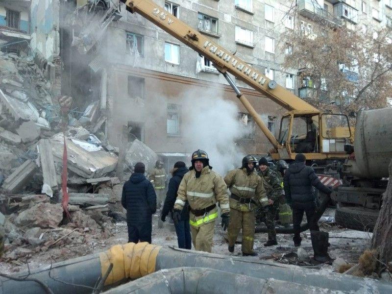 Rusijos daugiabutyje nugriaudėjo sprogimas