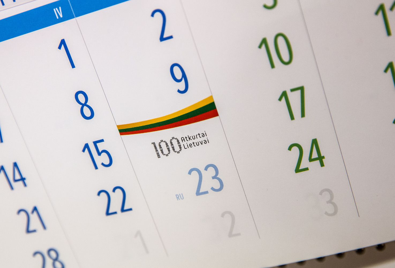 BNS apžvalga: 100 svarbių 2018-ųjų Lietuvos įvykių