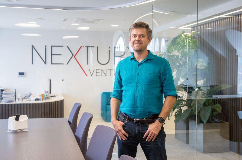 """Ilja Laursas, rizikos kapitalo fondo """"Nextury Ventures"""" vienas įkūrėjų ir valdybos pirmininkas. Juditos Grigelytės (VŽ) nuotr."""