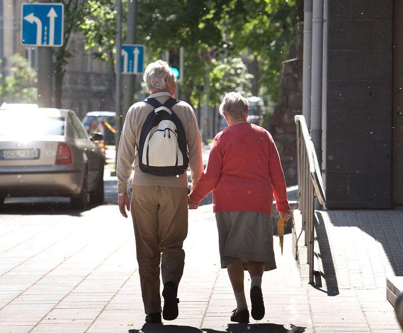 Skruzdėlės tipo žmonės vis dėlto linkę pagalvoti apie orios senatvės užsitikrinimą. Herkaus Milaševičiaus nuotr.