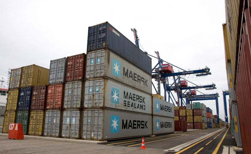 Lietuva šiais metais tvirtino savo, kaip konteinerių tranzito valstybės, pozicijas. Algimanto Kalvaičio nuotr.