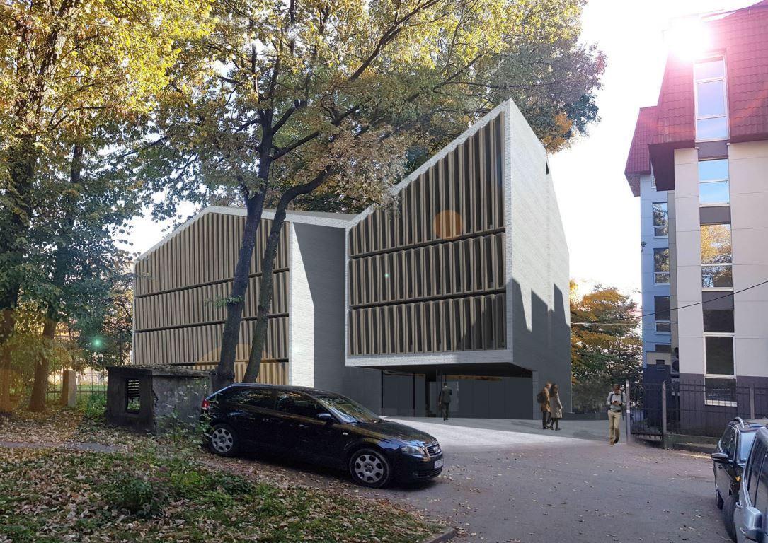 Balstogės universitetas Vilniaus Senamiestyje planuoja statybas