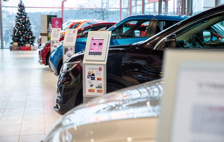 Naujų automobilių rinka 2018 m.:stiprus augimas ir naujas rekordas
