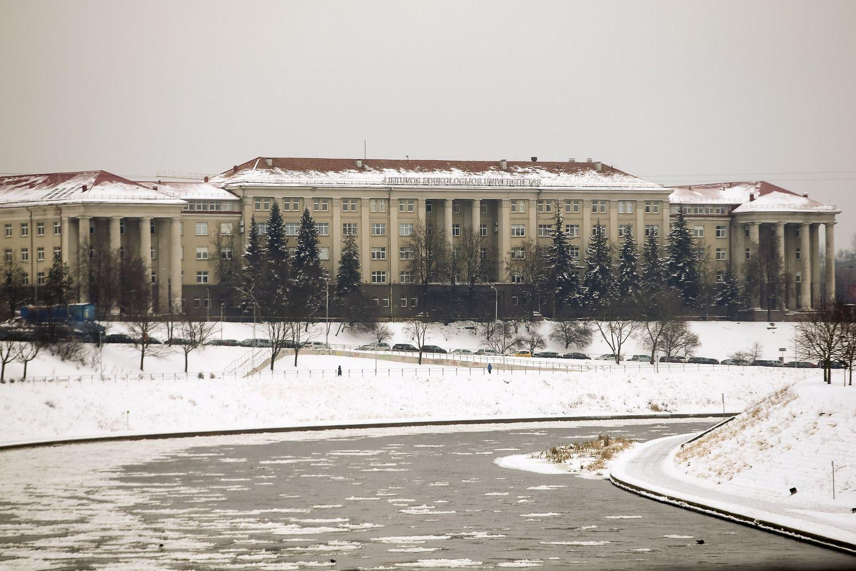 Baigtas3 universitetų reorganizavimas