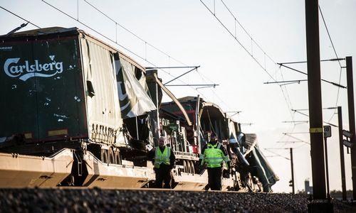 Danijoje traukinio katastrofa pražudė 6 žmones