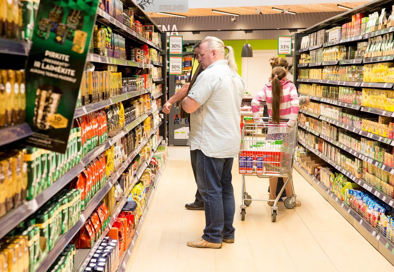 Pradėta skelbti oficialią informaciją apie maisto kainas prekybos tinkluose