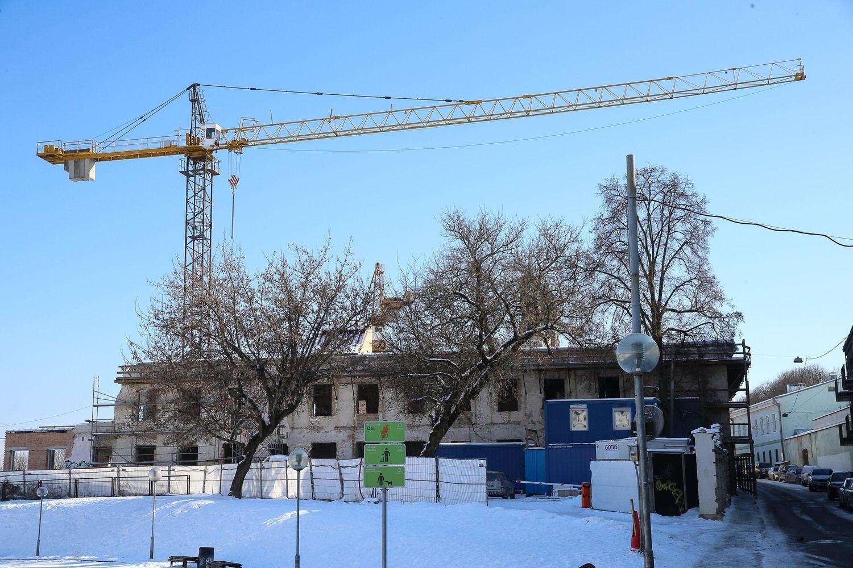 """Teismas: """"Misionierių namams"""" statybos leidimas išduotas teisėtai"""