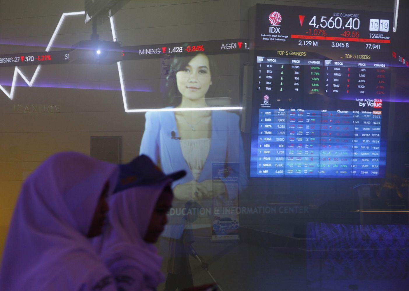 Azijos biržos metus pradeda kritimu: neramina Kinijos pramonė