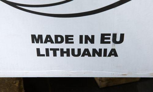 """Klasteryje gimė prekės ženklas """"We are Baltic"""""""