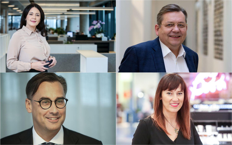 Kas organizacijų laukia 2019-aisiais: K. Meidės, K. Šerpyčio, K. Juščiaus V. Spaičės įžvalgos