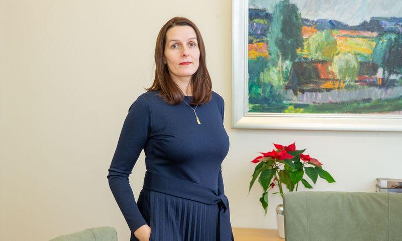 "Ema Būtėnienė, advokatų kontoros ""Ellex Valiūnas"" advokatė. Juditos Grigelytės (VŽ) nuotr."