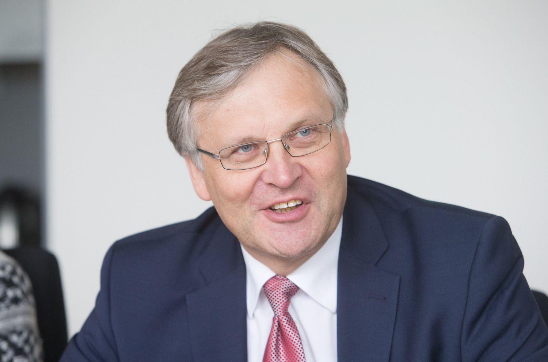 A. Žukauskas perrinktas Rektorių konferencijos prezidentu