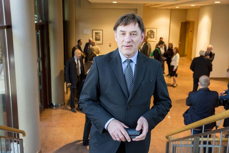 Juozas Augutis, Vytauto Didžiojo universiteto rektorius. Juditos Grigelytės (VŽ) nuotr.