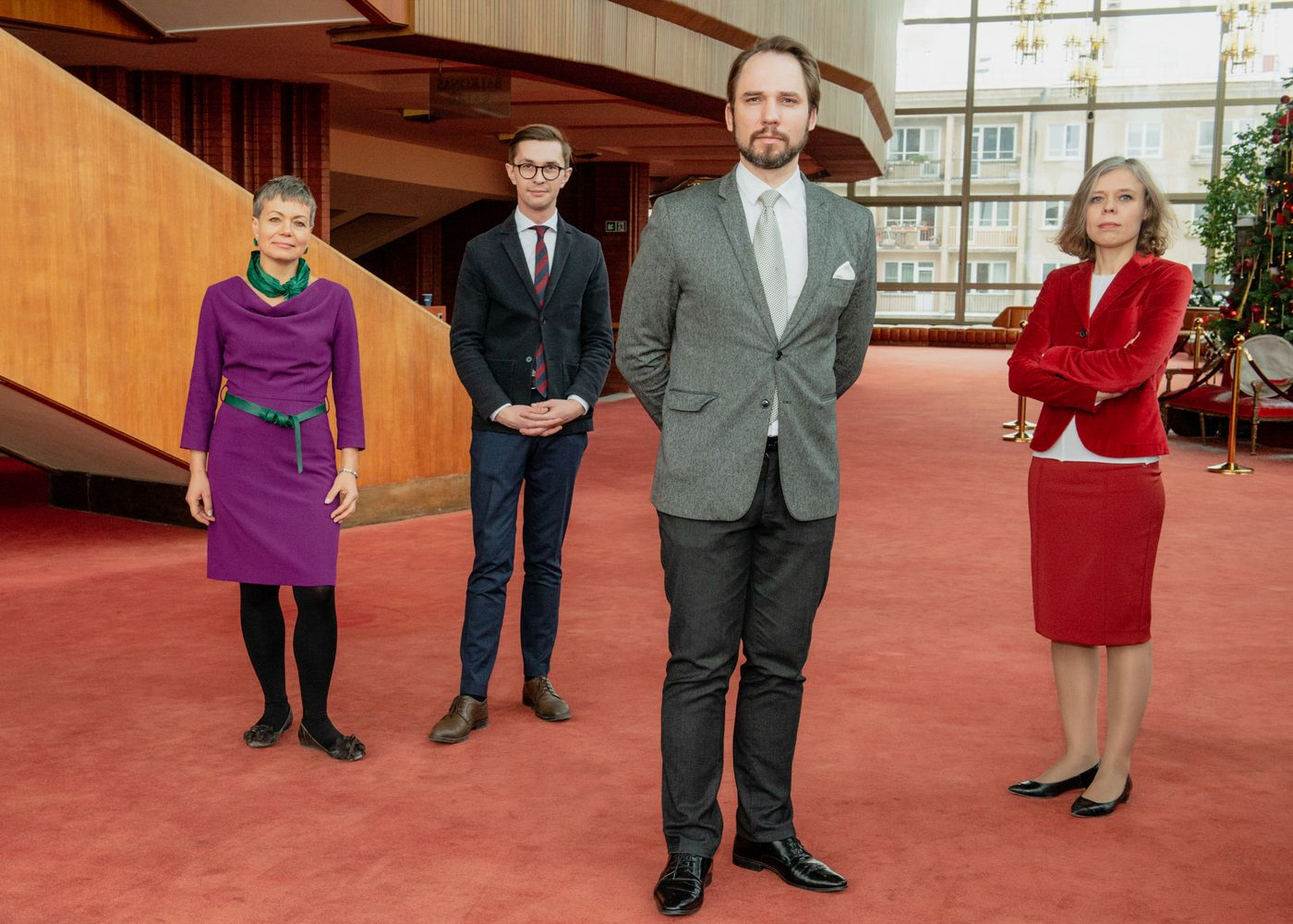 LNOBT struktūros pokyčiai stiprins teatro vadovų grandį