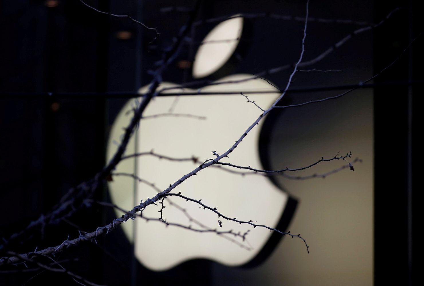 """""""Apple"""" neigiamos naujienos raibuliuoja per rinkas"""
