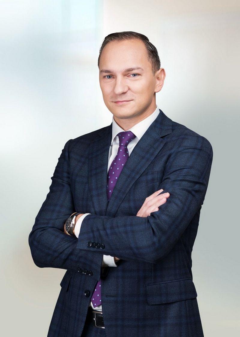 """Povilas Karlonas,  naujasis """"SPC legal"""" partneris. """"SPC legal"""" nuotr."""