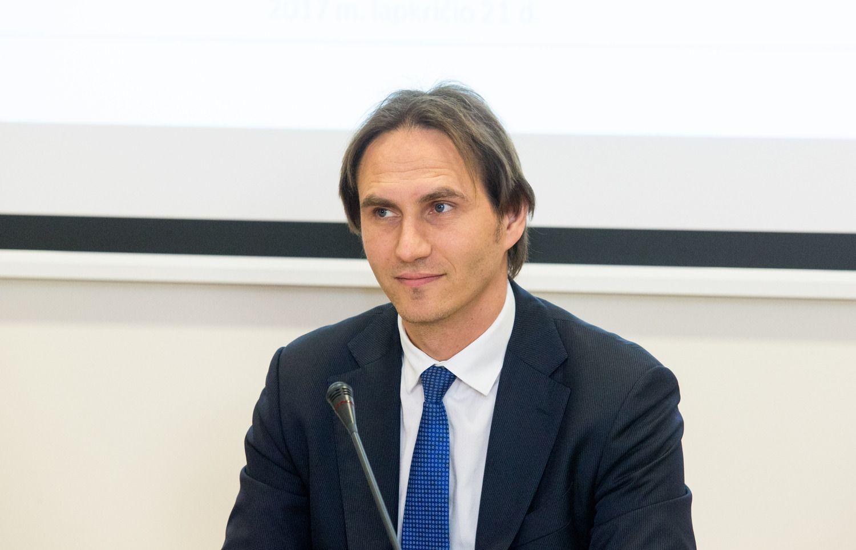 M. Jurgilas: Specializuoti bankai didina konkurenciją