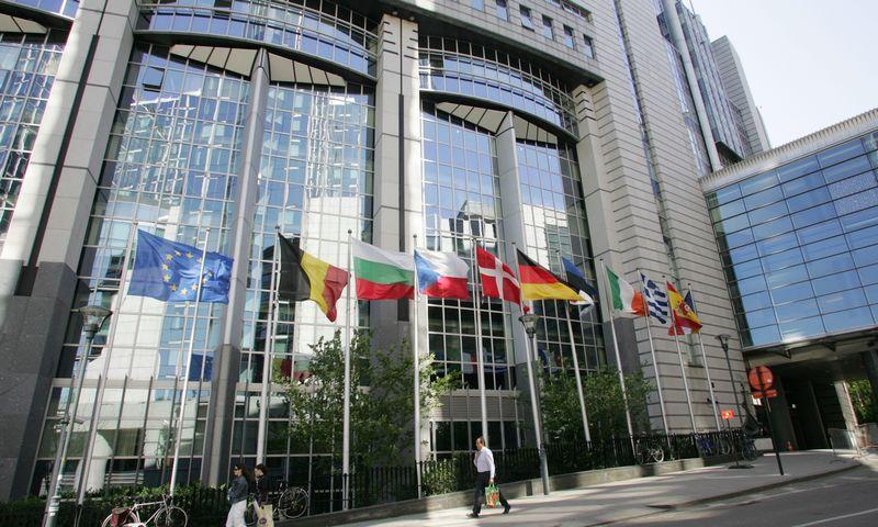 Europos parlamento  rūmai. Juditos Grigelytės (VŽ) nuotr.